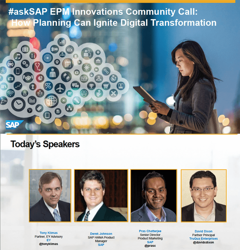 askSAP Community Call